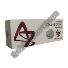 Oxandrolon 10mg (ALPHA ZENECA)