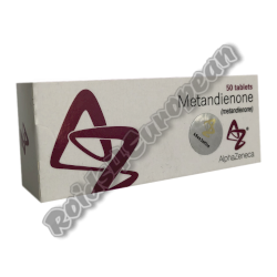 Methandienone 10mg (ALPHA ZENECA)
