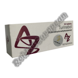 Turinabol 10mg (ALPHA ZENECA)