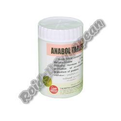 Anabol Tablets (BRITISH DISPENSARY)