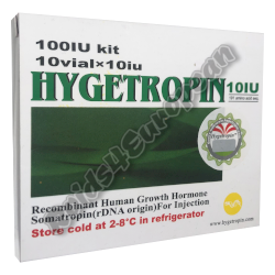 Hygetropin 100 I.U (CHINA)