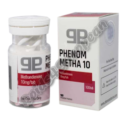 Metha 10 (PHENOM PHARMA)