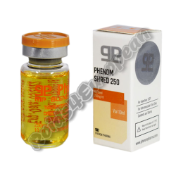 Shred 250 (PHENOM PHARMA)