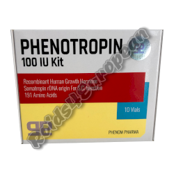 Phenotropin 100 I.U (PHENOM PHARMA)