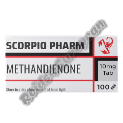 Methandienone 10 (SCORPIO PHARM)