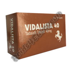 Vidalista 40mg (CENTURION LABORATORIES)