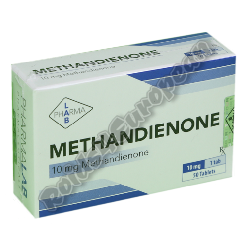 Methandienone 10mg (PHARMA LAB)